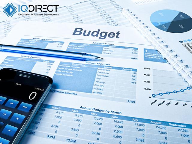 software budgetr