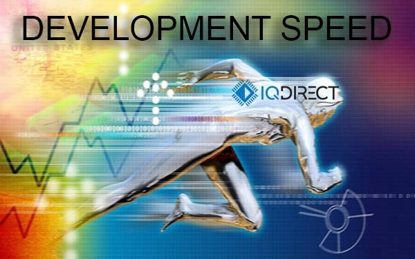 software development speed