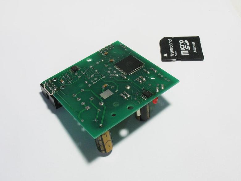 Universal SD data logger